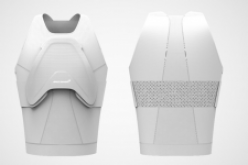 McLaren Applied Technologies uses 3D printed prototypes to design Project Invincible shield