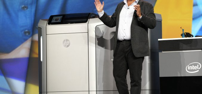 HP Inc. Plans a Push Into 3D Printers That Create Metal Objects