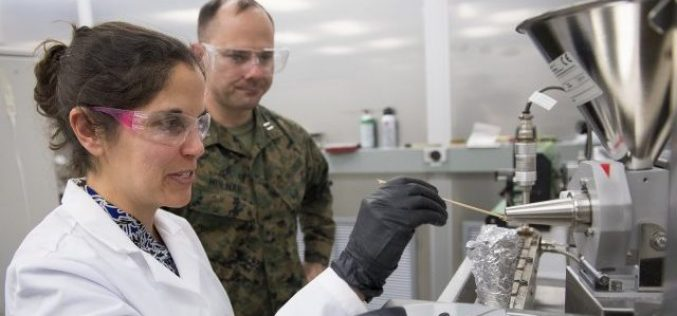 U.S. Army Lab Converts Water Bottles Into 3D Printer Materials