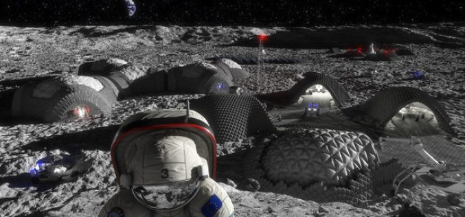 3D Printing on the Moon