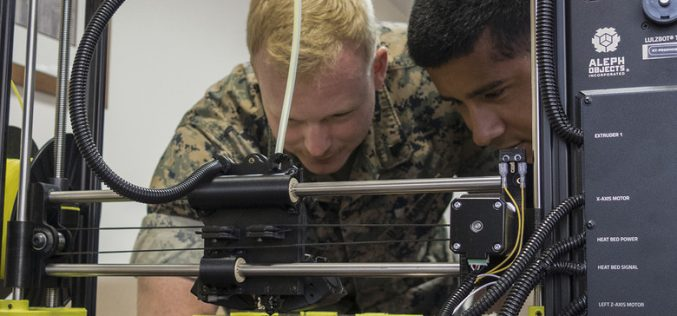 US Navy requests $23 million funding for 3D printing technology