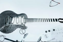 The World's First 3D Printed, Smash-Proof Guitar