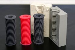 Silicone Molding with 3D Printed Masters
