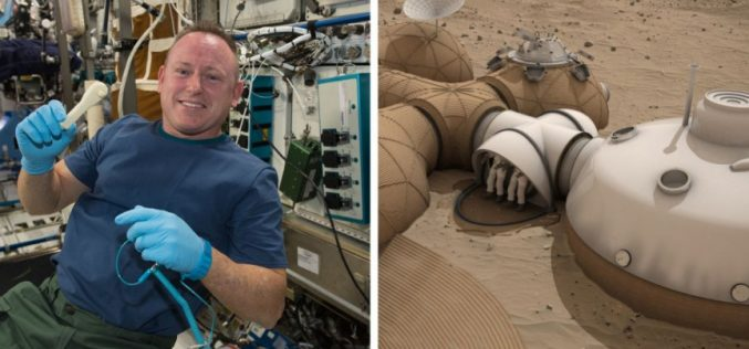 Challenges of 3D Printing in Space