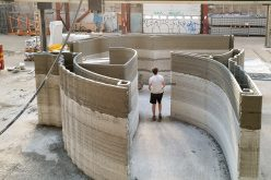 COBOD Prints the Second Ever 3D Printed Building
