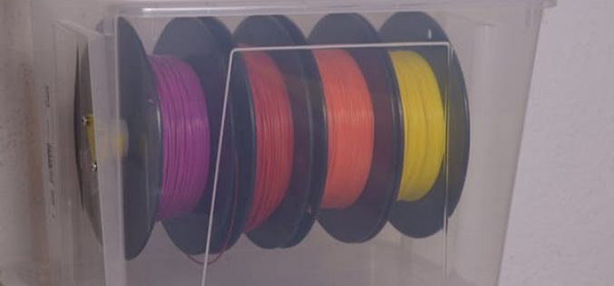 Keep Your Filament Dry With These Storage Options