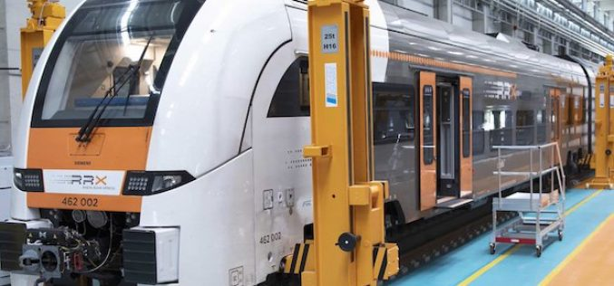Stratasys Brings 3D Technology to Rail Industry