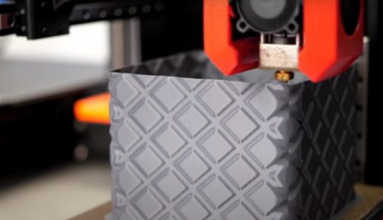 Texture Your 3D Prints for Stiffness and Strength!